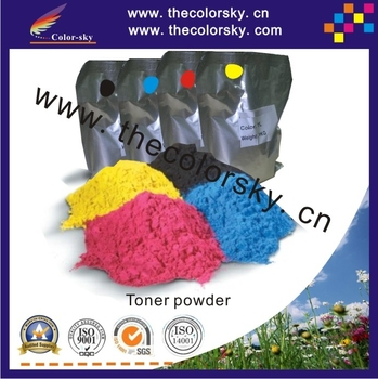(TPOHM-C5550) laser color toner powder for OKIDATA 43324421 43324417 C5550 C6100 C 5550 6100 1 kg/bag/color бесплатный FedEx